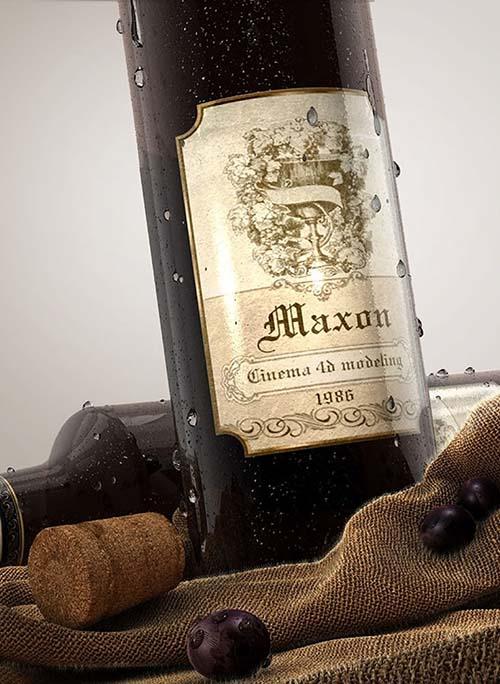 Maxon bottle