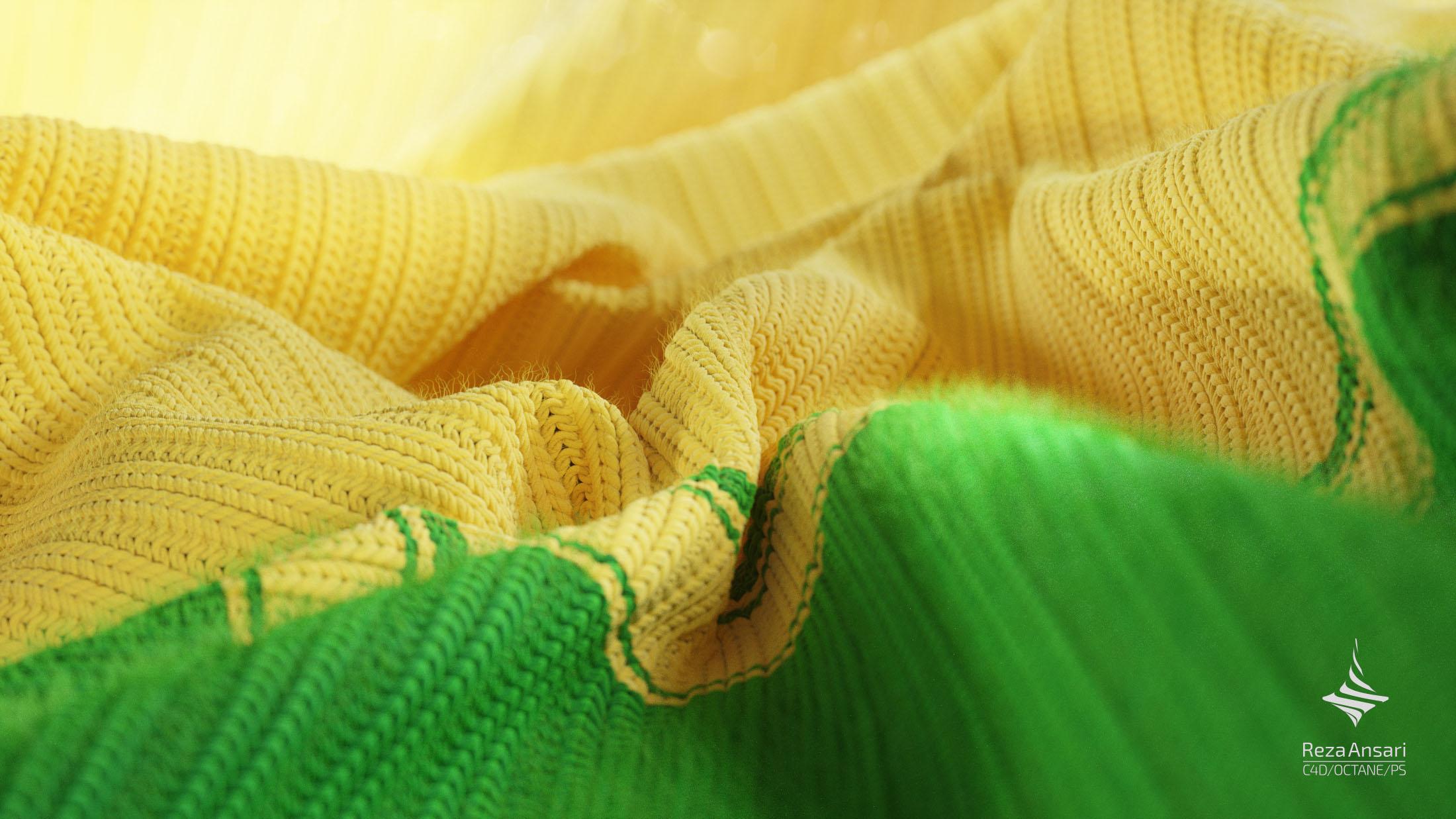 Knitwear Brazil - Reza Ansari Official WebSite