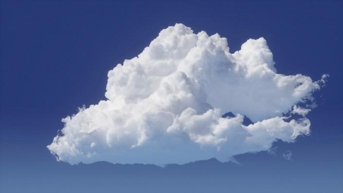 Cloud Shader