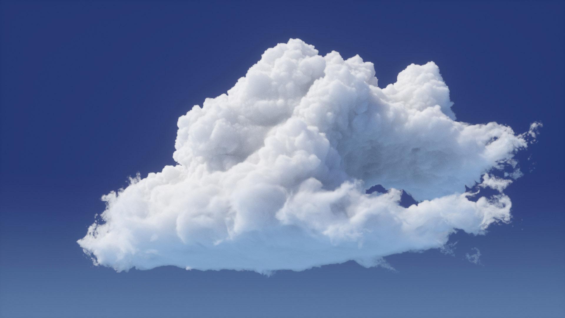 Cloud Shader2