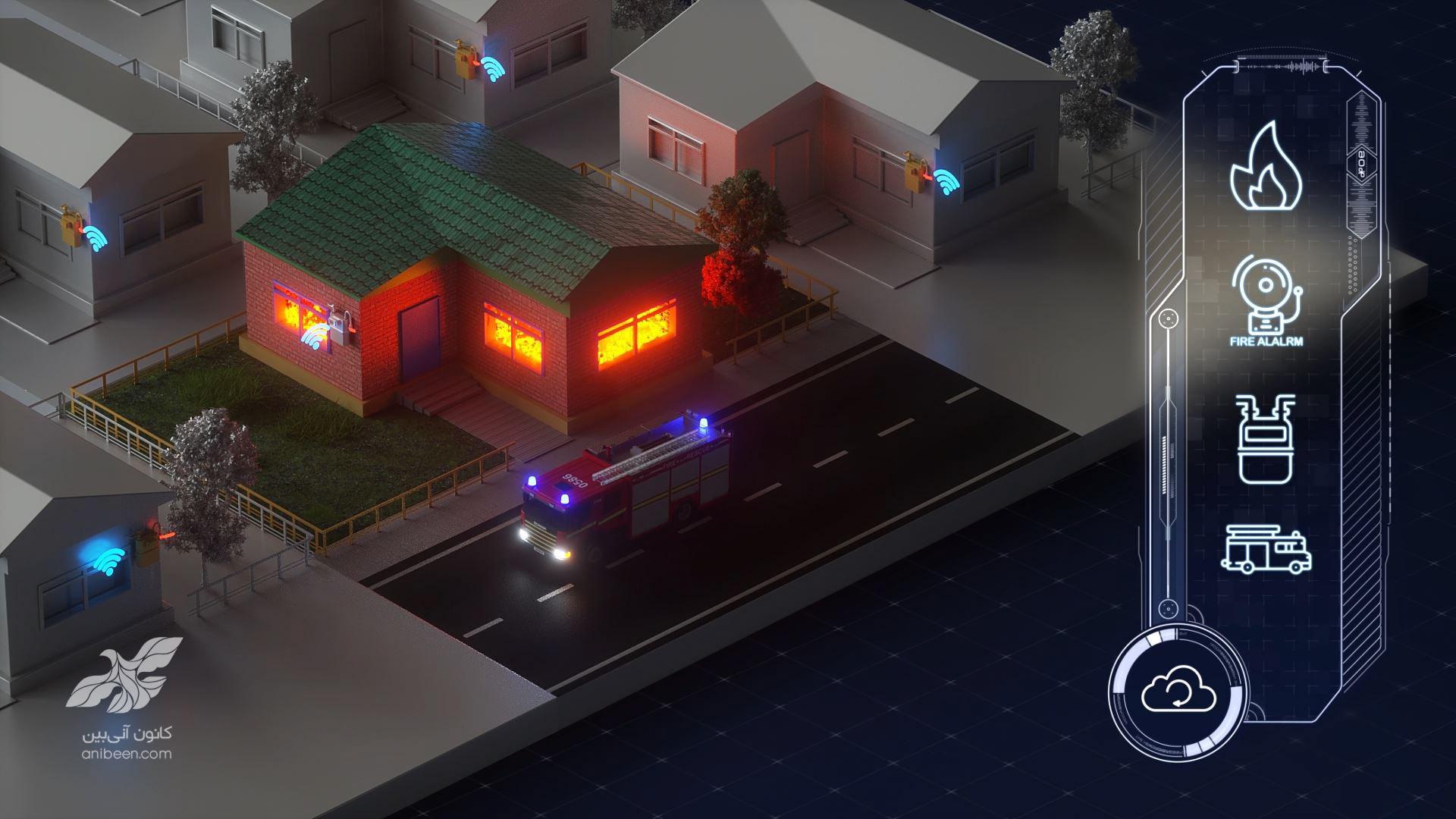 Paya Smart Home IOT4